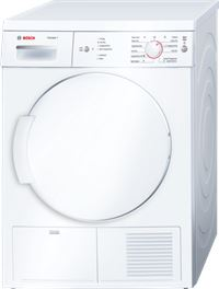 Bosch WTE84106GBCondenser Tumble Dryer
